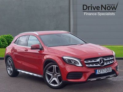 used Mercedes GLA250 Gla Class 2.0AMG Line (Premium) 7G-DCT 4MATIC (s/s) 5dr