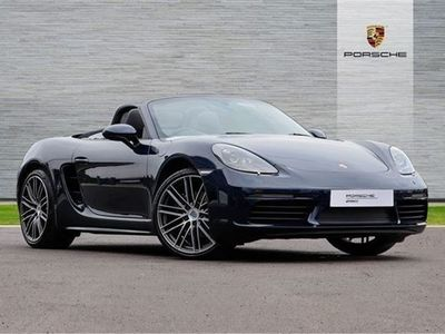 used Porsche Boxster 2018 Sheffield 2.0 2dr PDK