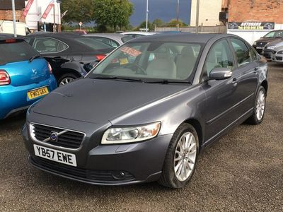 used Volvo S40 2.0 SE Lux 4dr