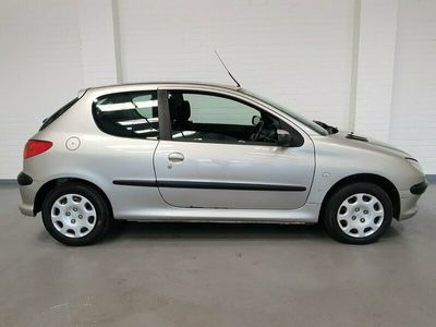 used Peugeot 206 1.4 LX 3d 74 BHP WILL COME WITH A NEW 12 MONTHS MOT