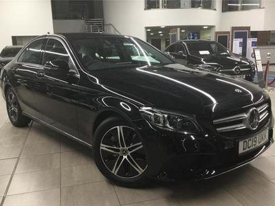 used Mercedes C300 C CLASS SALOONSport Premium 4dr 9G-Tronic