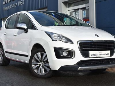 used Peugeot 3008 1.6L BlueHDi Active (s/s)