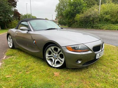 used BMW Z4 Roadster 2.5i 2d