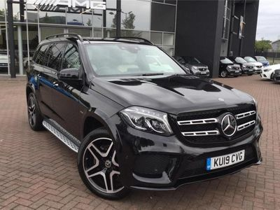 used Mercedes GLS350 Gls Estate Special Edition4Matic Grand Edition 5dr 9G-Tronic 3.0