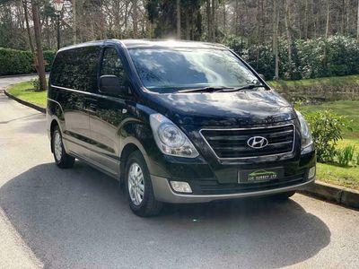 used Hyundai I800 2.5 CRDi SE Auto 5dr