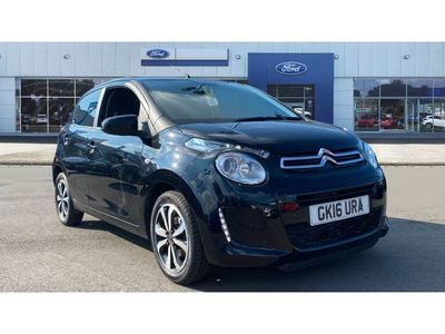 used Citroën C1 2016 Worcester 1.2 PureTech Flair 5dr Petrol Hatchback