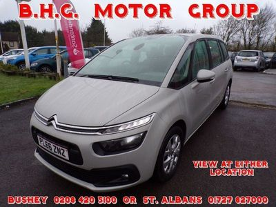 used Citroën Grand C4 Picasso 1.6 BlueHDi Touch Edition EAT6 (s/s) 5dr