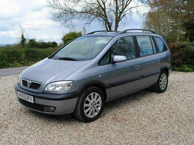 used Vauxhall Zafira 2.0 DTi 16v Elegance 5dr