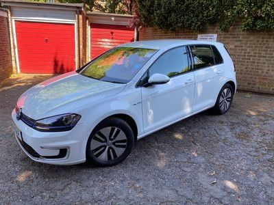 used VW e-Golf 85kW5dr Auto
