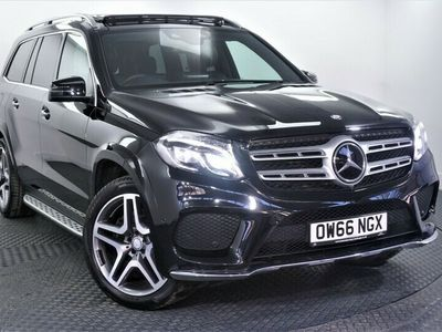 used Mercedes GLS350 GLS 3.0V6 AMG Line SUV 5dr Diesel G-Tronic 4MATIC (s/s) (258 ps) Auto