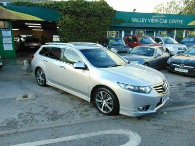 used Honda Accord 2.2TD ES GT 2.2i-DTEC NAVI Estate 5d