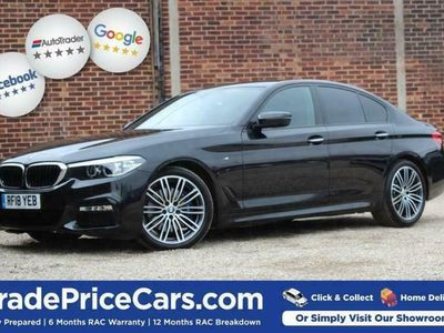 used BMW 530 5 SERIES 3.0 D M SPORT 4d 261 BHP FREE DELIVERY WITHIN 1 diesel saloon