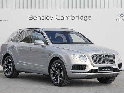 used Bentley Bentayga W12 6.0