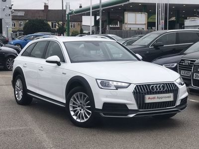 used Audi A4 Allroad 2.0 TDI Quattro 5dr S Tronic [Leather]