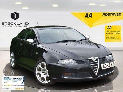 used Alfa Romeo GT 2.0 JTS BLACKLINE 3d 165 BHP ***128 AA POINT CHECK