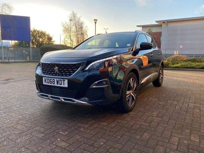 used Peugeot 3008 1.5 BlueHDi GT Line EAT (s/s) 5dr