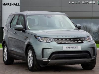 used Land Rover Discovery 3.0 TD6 SE 5dr Auto