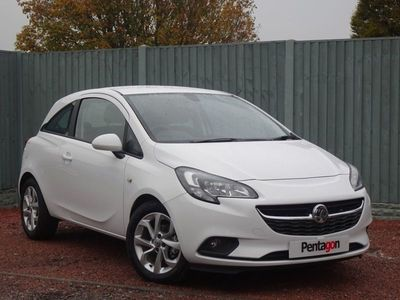 used Vauxhall Corsa 1.4 16V 75PS ENERGY 3DR INC AIR CON hatchback special eds