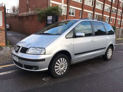 used Seat Alhambra 2.0 Reference 5dr