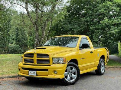 used Dodge Ram Rumble Bee 5.7 Hemi V8 2dr