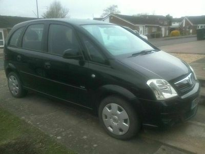 used Vauxhall Meriva 1.3 CDTi 16v Club 5dr