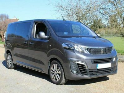 used Peugeot Traveller 2.0 BLUE HDI ALLURE STANDARD 5d 150 BHP 8 SEATS Panoramic Roof, Heated Seat