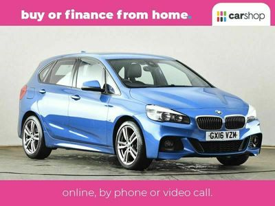 used BMW 216 2 Series d M Sport 5dr Leather Seats 1.5