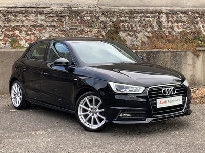 used Audi A1 1.6 Tdi S Line 5Dr S Tronic