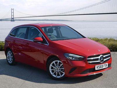 used Mercedes B200 B ClassSport 5dr Auto Hatchback 2019