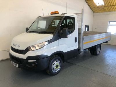 used Iveco Daily 35C13 LWB ALLOY DROPSIDE TRW