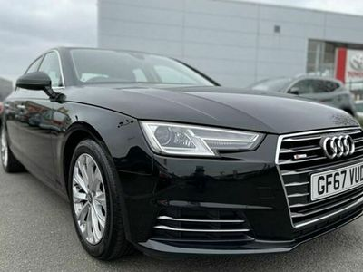 used Audi A4 2.0 TDI S Line 4dr Saloon 2017