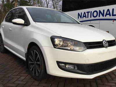used VW Polo 2013 Bromborough Pool 1.2 60 Match Edition 5dr