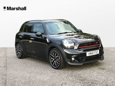 used Mini John Cooper Works Countryman 1.6 Cooper Works ALL4 5dr Auto