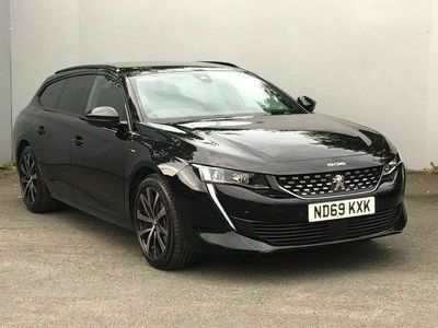 used Peugeot 508 GT LINE HYBRID 225 e-EAT8 SPEED Automatic