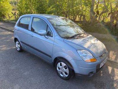 used Chevrolet Matiz 1.0 SE PLUS
