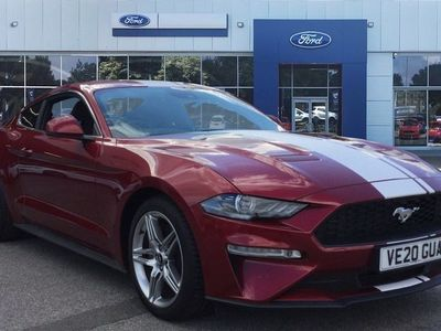 used Ford Mustang 2.3 EcoBoost [Custom Pack 3] 2dr Petrol Coupe