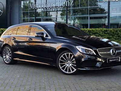 used Mercedes CLS220 CLSAMG Line 5dr 7G-Tronic