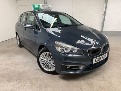 used BMW 216 Active Tourer 2 Series Active Tourer 1.5 d Luxury (s/s) 5dr