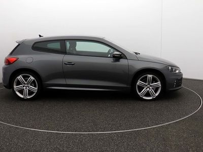 used VW Scirocco R LINE TDI BLUEMOTION TECHNOLOGY DSG for sale | Big Motoring World