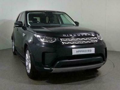 used Land Rover Discovery 2.0 SD4 (240hp) HSE