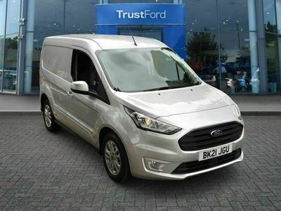 used Ford Transit Connect 1.5 EcoBlue L1 200 Limited (120PS)(EU6)