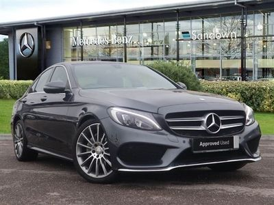 used Mercedes C220 C Classd AMG Line Saloon Auto