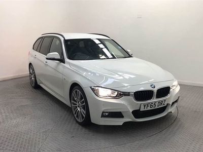 used BMW 318 3 Series d M Sport 5dr Step Auto 2.0