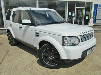 used Land Rover Discovery Commercial Sd V6 [255] Auto