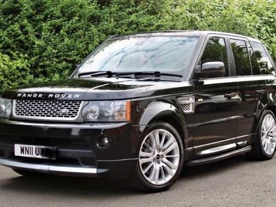 used Land Rover Range Rover Sport Sport 3.0 TD V6 Autobiography 5dr