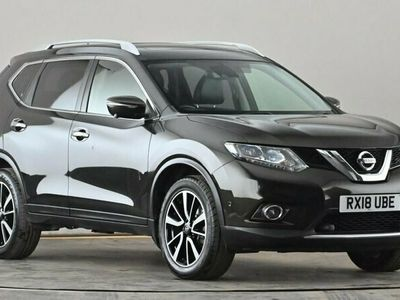used Nissan X-Trail 2.0 dCi Tekna SE 5dr Xtronic Leather Seats