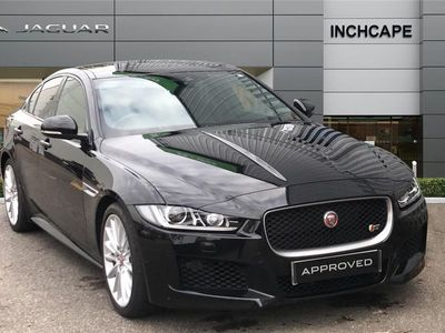 used Jaguar XE SALOON null