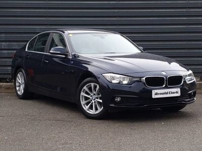 used BMW 316 3 Series d SE 4dr Step Auto