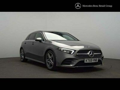used Mercedes A200 D AMG LINE