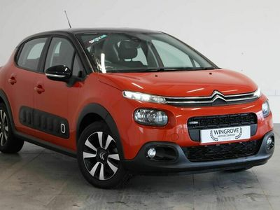 used Citroën C3 1.2 PureTech Feel 5dr